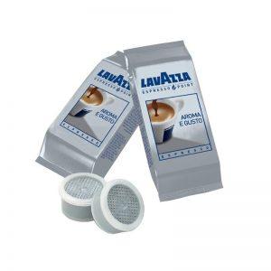 100-capsule-aroma-e-gusto-lavazza-espresso-point